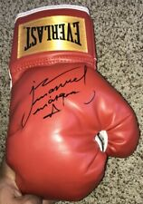 Juan Manuel Marquez Signed Everlast Boxing Glove With Proof