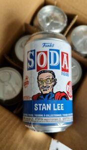 Funko Pop Stan Lee Superhero Gold Chase LE 8000 Blue Can Variant Vinyl Figure