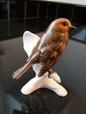 Bird on Branch Figurine, GOEBEL