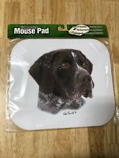 German Shorthaired Pointer Dog Mouse Pad