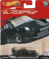 2019 Hot Wheels Car Culture Silhouttes - RWB Porsche 930 1/64 Diecast Car