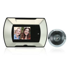 "2.4"" TFT LCD Visual Monitor Door Peephole Wireless Viewer Camera Digital M7R7"