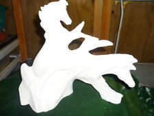 Driftwood Horses Ready to Paint Ceramic