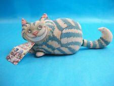 1983 Toy Worlds Alices Adventures in Wonderland Chesire Cat Stuffed Plush