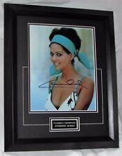 Claudia Cardinale signed Beautiful Italian Actress guaranteed authentic A862CC