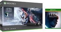 Xbox One X Star Wars Jedi: Fallen Order Bundle (1TB) – Xbox One
