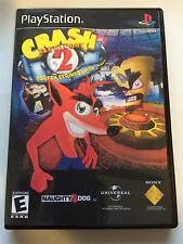 Crash Bandicoot 2 - Playstation - Replacement Case - No Game