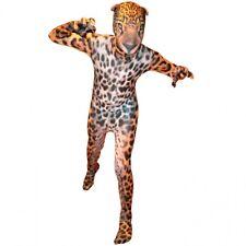 "Genuine Animal Planet Jaguar Morphsuit  6""2-6""9 New"