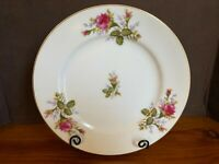 "Thames China Moss Rose 7 1/2"" Plate (LOT of 6 )"