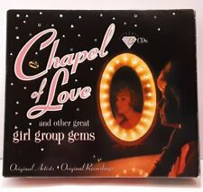Chapel Of Love & Other Girl Group Gems 3 Cd's
