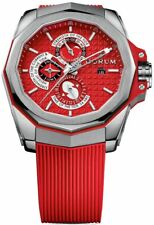 Brand New Red Corum Admiral AC-One 45 Tides Men's Watch 277.101.04/F376 AR12