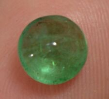 1.10 Ct 100% Natural Rich Green Zambian Emerald  AGSL Certified AAA+ Gem