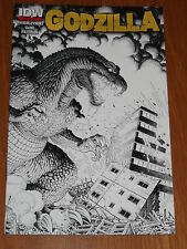 GODZILLA #1 IDW COMICS ONLY COPY FOR SALE IN UK NM (9.4)