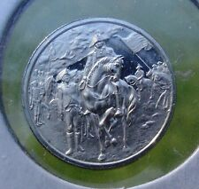 Franklin Mint Sterling Silver Mini-Ingot: 1781 British Surrender at Yorktown