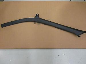 Mazda RX-7 1989-1992 New OEM Driver side pillar trim Black  FC01-68-170A-02