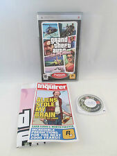 Sony Playstation Portable PSP - GTA Grand Theft Auto Vice City Stories