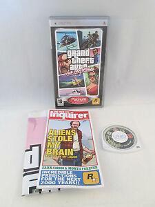 Sony Playstation Portable PSP - GTA Grand Theft Auto Vice City Stories