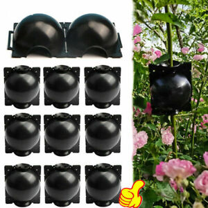 1/10X Plant Rooting Device High Pressure Propagation Ball Box Growing Grafting