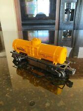 Vintage Lionel Train SUNCO Tank Car Lionel Lines #6015- O Gauge