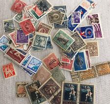 Over 80 stamps from Yugoslavia, Russia, Estonia, Latvia, Lithuania, and Albania.