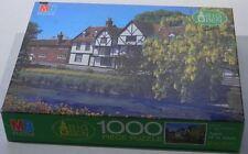Big Ben 1000 piece Jigsaw puzzle Kent Canterbury