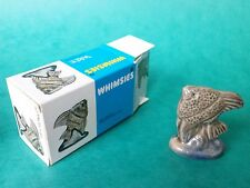 1970'S BOXED WADE WHIMSIES ANIMAL FIGURE - ANGEL FISH NO. 43 WADE WHIMSIE