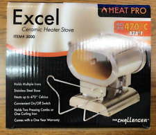 Challenger Heat Pro Excel Ceramic Heater Stove #3000
