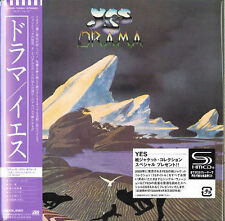 Yes-drame Japon Mini LP shm CD