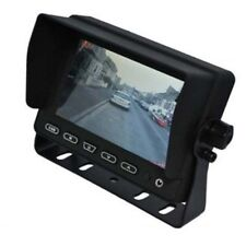 5 inch heavy duty colour rear view monitor dual voltage