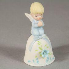 Lefton China Angel Bell #04978 1985 Handpainted