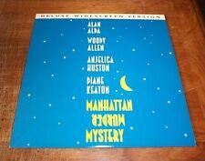 MANHATTAN MURDER MYSTERY - WS Laserdisc -