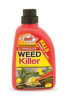 Doff Knockdown Maxi Strength Concentrated Weedkiller Maximum Strength Glysophate