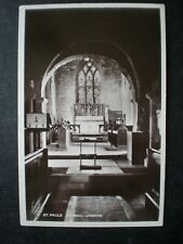Jarrow St Paul's Church Durham RP Postcard