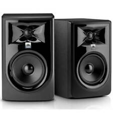 "JBL 308P MkII 8"" Two-Way Studio Monitor - Black"