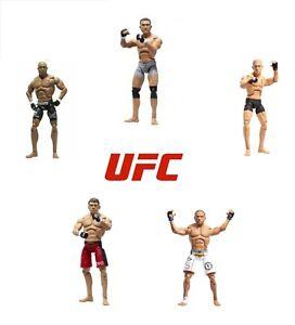 UFC Action Figure George St-Pierre, Anderson Silva, Diego Sanchez, Thiago Alves
