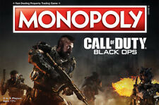 Call of Duty Black Ops Monopoly® AGE 17+ New 2018