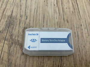 Sandisk Memory Stick Duo Adapter 20-90-00125
