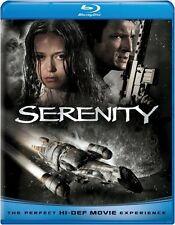 SERENITY (2005 Joss Whedon)  -  Blu Ray - Sealed Region free