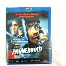 Phone Booth DVD Blu Ray 1080p