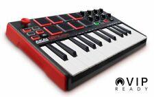 Akai Mpk Mini Mkii Compact Keyboard and Pad Controller New!