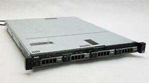 Dell PowerEdge R320 Server 1*E5-2420 6C 1.90GHz 24GB RAM 4*1TB HDD PERC H710P