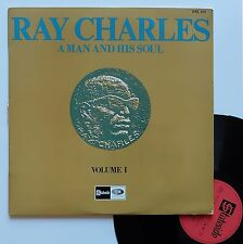 "LP Ray Charles  ""A man and his soul - Vol.I"""
