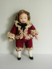 Vintage Artisan Made Young Victorian Boy
