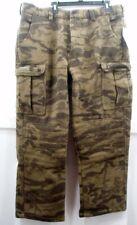 Vintage NWT Columbia Gallatin Range Brown Wool Camo Pants 40/30 New Tags Hunting