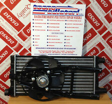 Radiatore + Ventola Fiat Seicento (600) 1.1 Benzina Sporting 1998-2000 NUOVO !