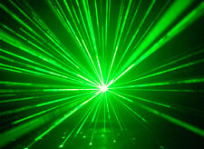 1000mw Green DMX512 American ILDA DJ Club Laser Party stage lighting 1W Beam