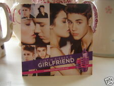 ⭐️JUSTIN BIEBER⭐️BIEBER'S GIRLFRIEND PERFUME SAMPLE CARD⭐️