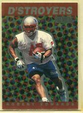 1998 Skybox Premium D'stroyers #6 Robert Edwards New England Patriots