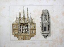 Georg Pezolt Pfarrkirche Gampern Oberösterreich Flügelaltar Spätgotik Altar