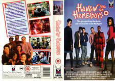 HANGIN WITH THE HOME BOYS-JOHN LEGUIZAMO.VERY RARE HIP HOP.VHS